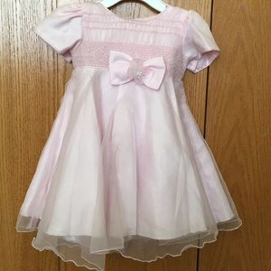 Other - Baby pink poofy skirt dress